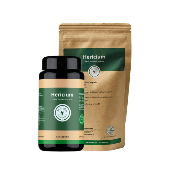 Hericium Vorteilspaket